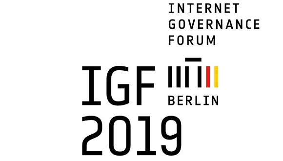 Logo of the Internet Governance Forum 2019