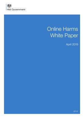 Ansicht: White Paper on Online Harms